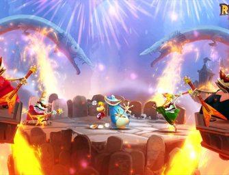 Clip des Tages: Rayman Legends