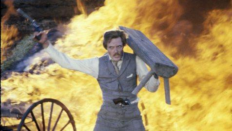 Heaven's Gate (Western). Regie: Michael Cimino. 11.10.