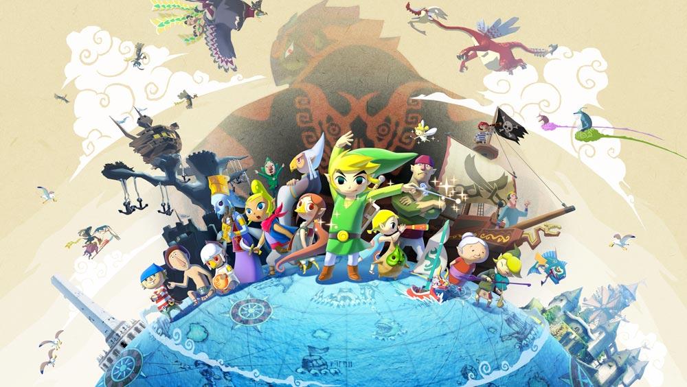 The Legend Of Zelda The Wind Waker Hd Wii U Test Kritik