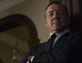 Trailer: House of Cards – Season 2