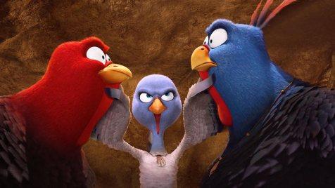 Free Birds - Esst uns an einem anderen Tag (Animation, Regie: Jimmy Hayward, 07.02.)