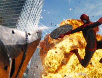 The Amazing Spider-Man 2: Rise of Electro (3D)