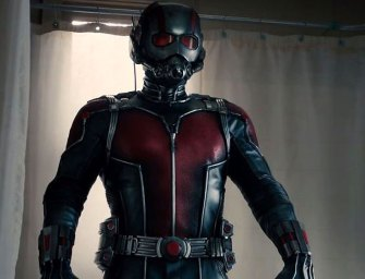 Trailer: Ant-Man (Teaser)