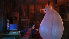 Baymax – Riesiges Robowahbohu (Action, Regie: Don Hall, Chris Williams, 22.01.)