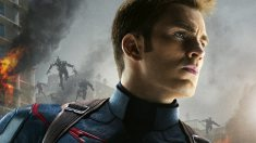 Steve Rodgers alias Captain America (Chris Evans)