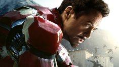 Tony Stark alias Iron Man (Robert Downey Jr.)