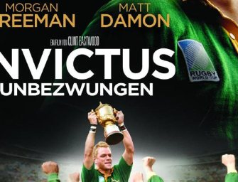 The Weekend Watch List: Invictus