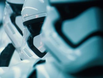 Clip des Tages: Star Wars: The Force Awakens (Behind the Scenes Reel)