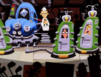 Trailer: Day of the Tentacle Remastered