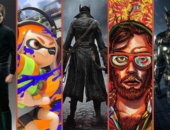 Jahrescharts der Redaktion 2015: Games (Teil 1)