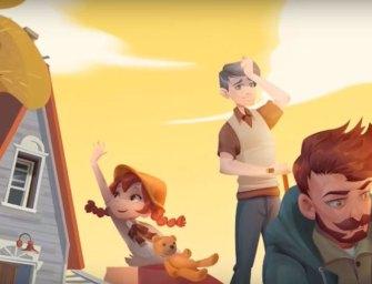 Trailer: HomeBehind