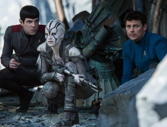 Trailer: Star Trek Beyond (#2)