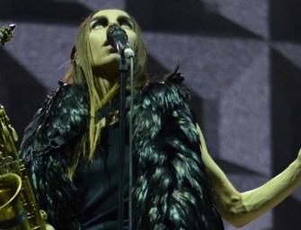 Harvest of Art Festival 2016: PJ Harvey ist eine Rockgöttin