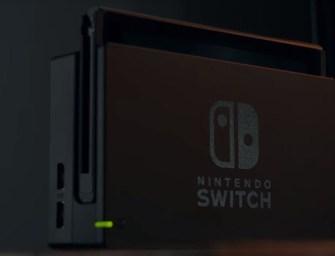 Ein erster Blick auf Nintendo Switch
