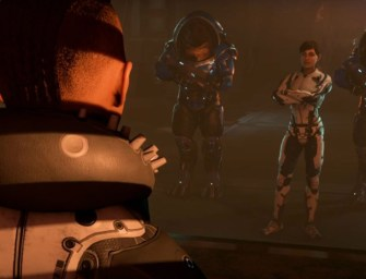 Trailer: Mass Effect: Andromeda