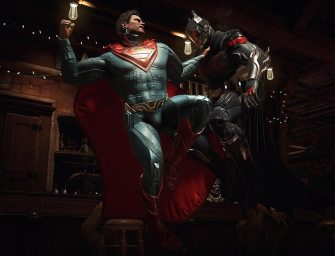 Trailer: Injustice 2 (The Lines are Redrawn)