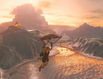 Clip des Tages: Game und Sound Design in Breath of the Wild