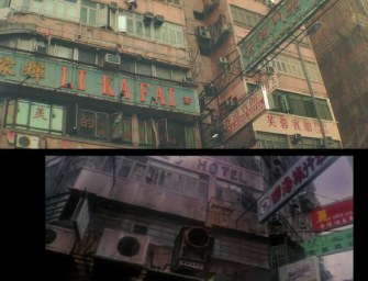 Clip des Tages: Hong Kong trifft auf Ghost in the Shell