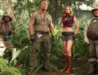Trailer: Jumanji: Welcome to the Jungle