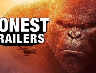 Clip des Tages: Kong: Skull Island (Honest Trailers)