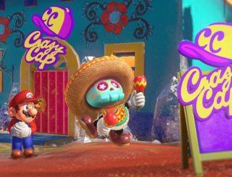 Trailer: Super Mario Odyssey