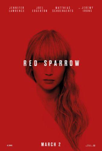 Red Sparrow (c) 2018 Centfox