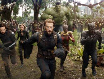 Trailer: Avengers: Infinity War #2