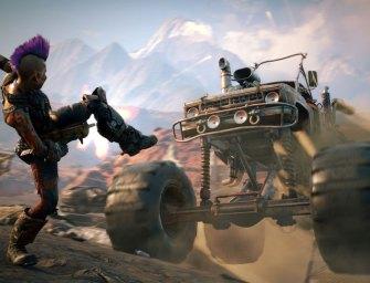 Trailer: Rage 2 (Gameplay)