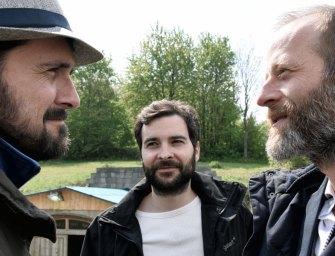 Interview mit Flo, Markus und Alex über Die Rückkehr des Daumens