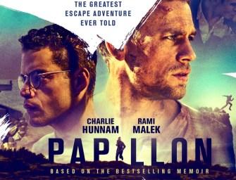 Trailer: Papillon