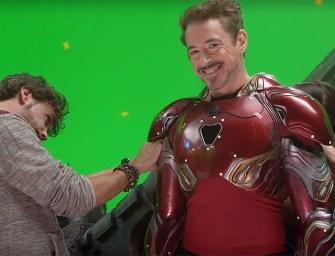 Clip des Tages: Marvel Studios gratuliert sich zum zehnjährigen Jubiläum