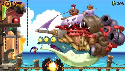 Shantae Half-Genie Hero Ultimate Edition (c) 2018 WayForward (7)