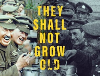 Trailer: They Shall Not Grow Old