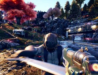 Trailer: The Outer Worlds