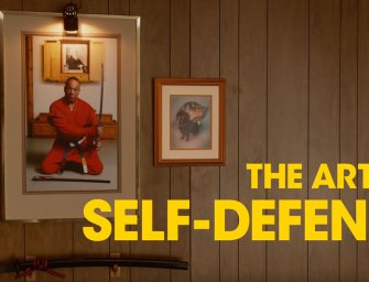 Trailer: The Art of Self Defense (Teaser)