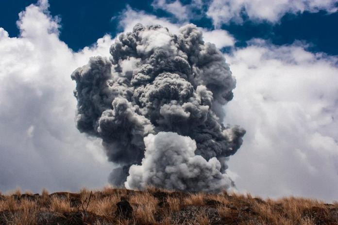 acidentes com explosivos