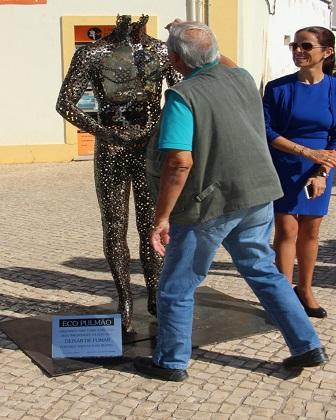 escultura eco pulmao