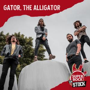gator the alligator