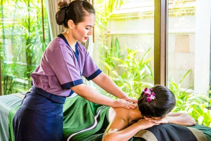 massagem tailandesa Nuad Thai
