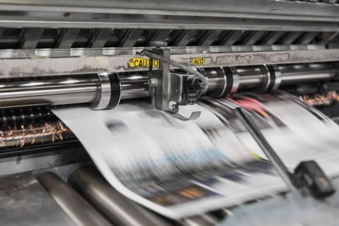 fornecedores de serviços de impressão