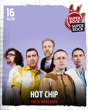 Hot chip no cartaz sbsr
