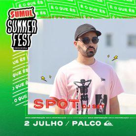 spot no sumol summer fest