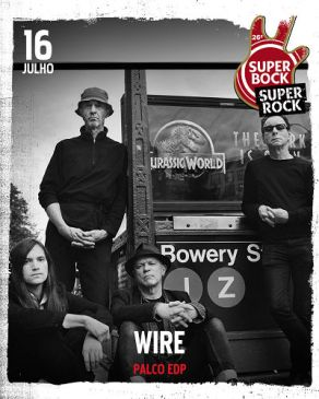 wire no cartaz super bock super rock