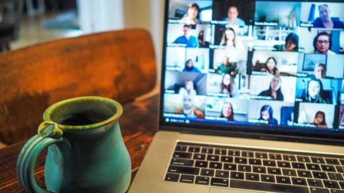 Câmara para videoconferência