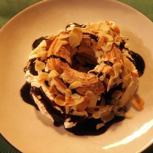 洋菓子のパリ〜ブレストは自転車の車輪に似ているから命名された