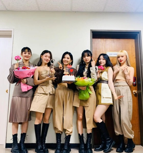(G)I-DLE Ranked 1st in terrestrial broadcasting on 'Music Bank'