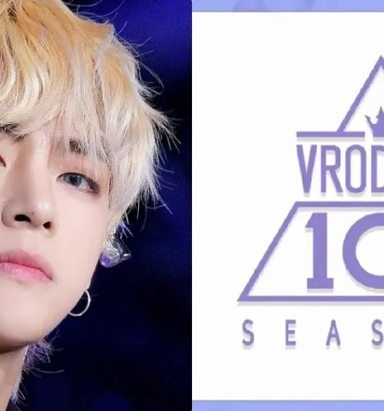 If BTS V become 11 people? Season 4 of 'Vroduce 101'