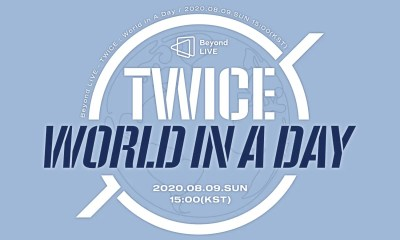 TWICE Holds Online Concert on August 9 - Global Artist Performance Continues