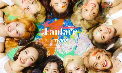 TWICE Japanese Single 'Fanfare' Tops Various Local Charts