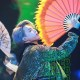 Korean Cultural Center in China Produces Promotional Contents with 'Folding Fan Dance Performance' by BTS Jimin